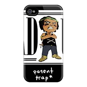 Best Hard Phone Covers For Iphone 4/4s With Allow Personal Design Fashion Papa Roach Image AlissaDubois