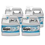 GOJO SUPRO MAX Hand Cleaner, 1/2 Gallon Heavy Duty