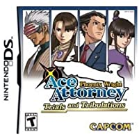 Phoenix Wright Ace Attorney: Trials and Tribulations [UK Import]