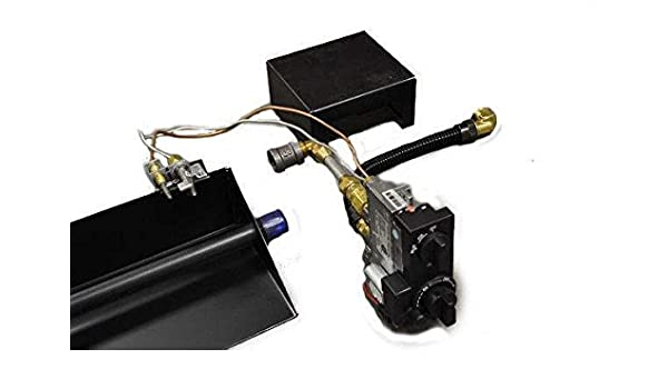 Hearth Products Controls Maxitrol Flame Modulating Spark-to-Pilot Safety Valve Kit Natural Gas