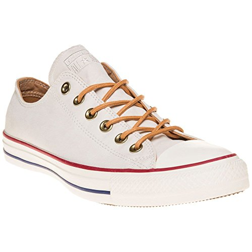 Converse All Star Ox Uomo Sneaker Bianco White|natural