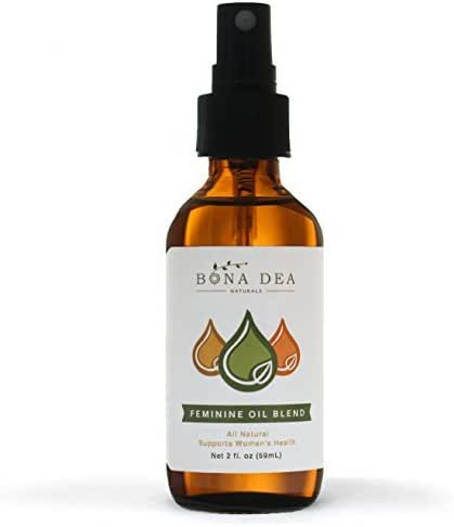 The Original All Natural Feminine Spray | Treats Symptoms of Yeast Infections & BV Fast! | 100% Yoni All-Oil Blend Made with Tea Tree, Lemongrass, and Orange Essential Oils | 2 oz. Spray