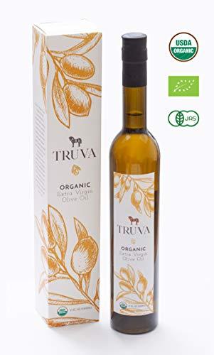 - Truva Organic Extra Virgin Olive Oil