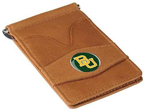 NCAA Baylor Bears - Players Wallet - Tan