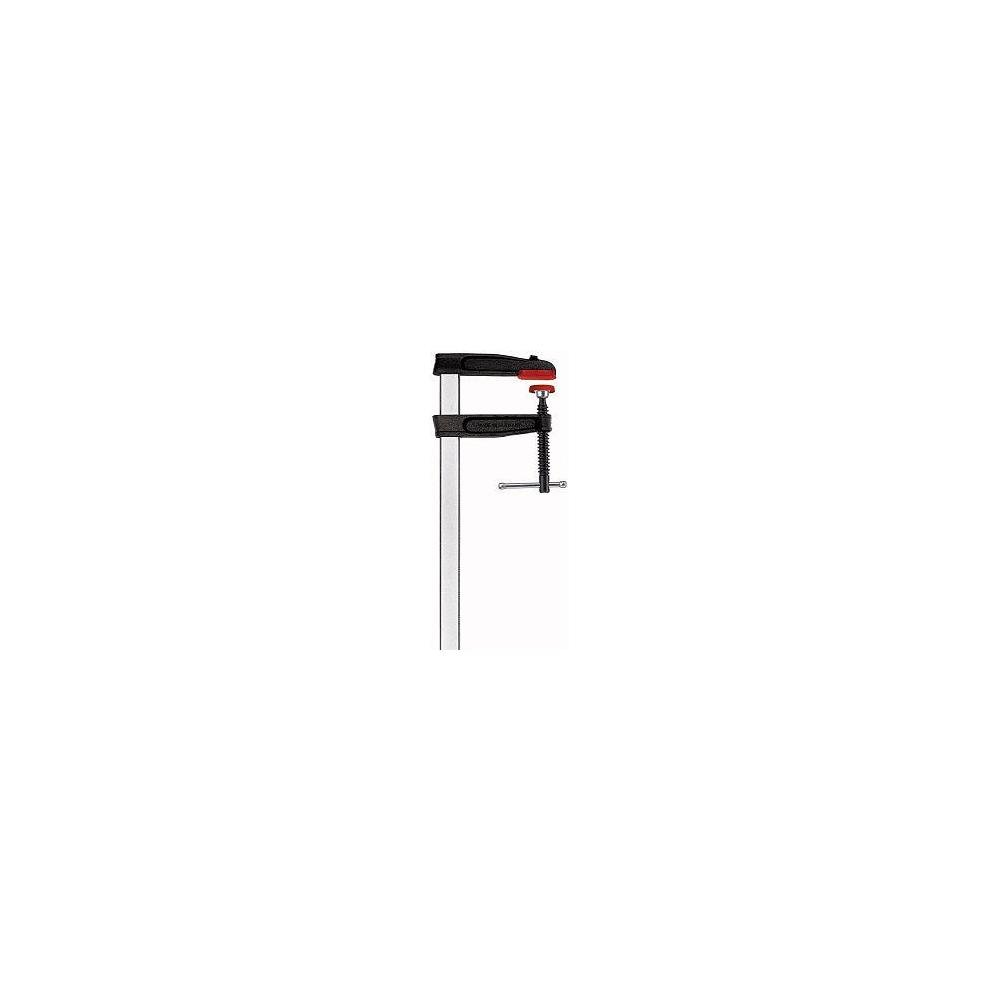 Bessey TRC50S10KF Screw Clamp Tgrc-Kf 19.69In/3.94In of Cast-IRON, Black/Red/Silver by Bessey (Image #1)