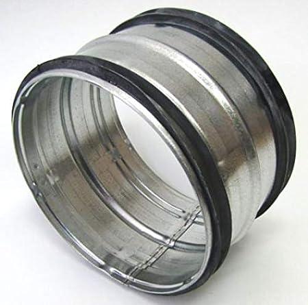 Racor para Wick Elf ALZ Tubo NW100/ /400/mm con junta de labio
