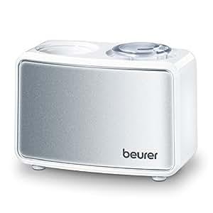 Beurer LB12 Mini humidificador, 12 W, 0.5 litros, Blanco