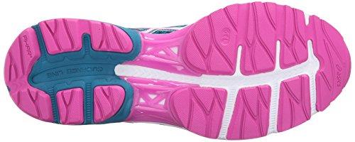 Gel flux Glow w pink 3 Depth flusso Asics Donna Ocean 3 white Asicsgel apqFCnxWw4