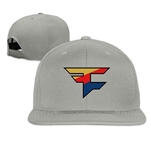 a964acad69b MLG Team Faze Clan Logo Men Women Baseball Caps Ash (8 Colors)