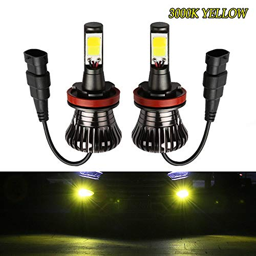 H11 Led Fog Lights Yellow in US - 8