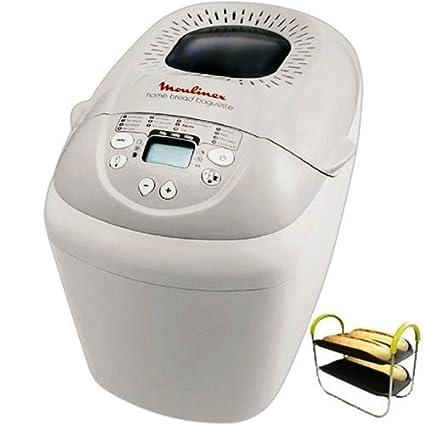 Moulinex OW5003 XXL - Máquina para hacer pan (1,5 kg) [Importado