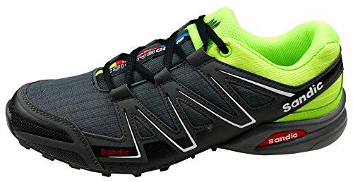 pour homme gibra course de Chaussures neongr grau 0BwWWHtFqx
