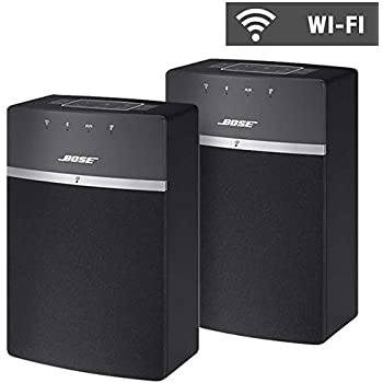 Amazon Com Bose Soundtouch 10 Wi Fi Speakers 2 Pack