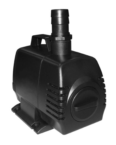 Hampton Water Gardens AHM80450 Pond/Waterfall Pump for Aq...