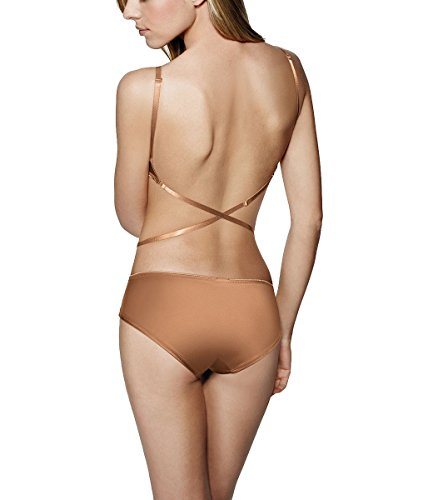 Triumph Damen BH (Mit Bügel) Party Curves WHPM, Caramello (29), Gr. 85D