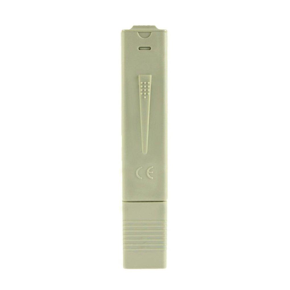 Providethebest TDS Water Electrolyzer Test Electrolysis Pen Digital TDS Meter Filter Water Quality Purity Level Tester EU Plug