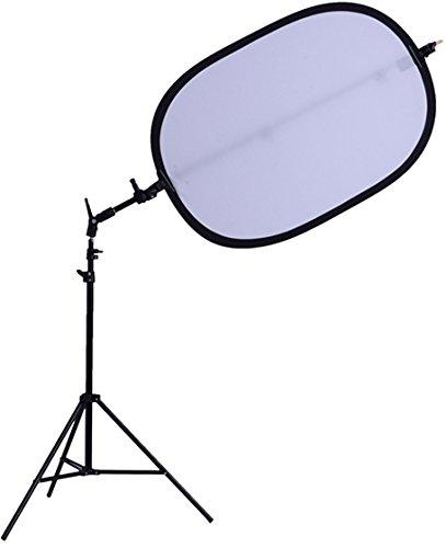NeewerPhotography Telescopic Lighting Reflector Diffuser