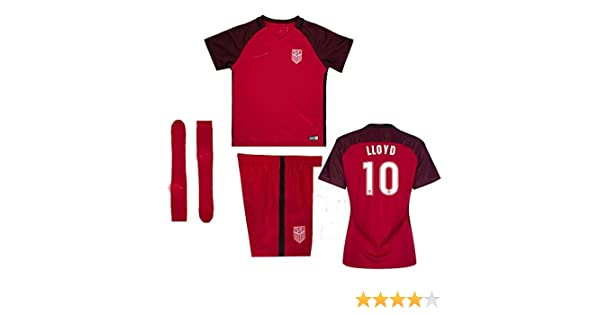 7364c81b3f1 Amazon.com  USA National Soccer Team Kid Youth Jerseys
