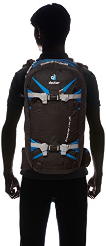 Deuter 330301773030 Black/Bay Freerider Lite 25 - Perfect for Hiking, Biking, Hunting, Off-road and Motorcycling by Deuter (Image #6)'