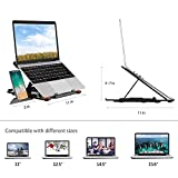 SEA or STAR Adjustable Laptop Stand Computer Stand