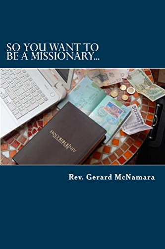 8 Steps to Becoming a Missionary