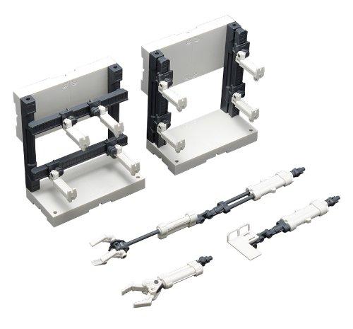 [해외]WAVE H옷걸이 용 확장 키트 무기 액세서리 세트 【 흰색 】 / Expansion Kit ARM Accessory set for WAVE Hhanger [White]