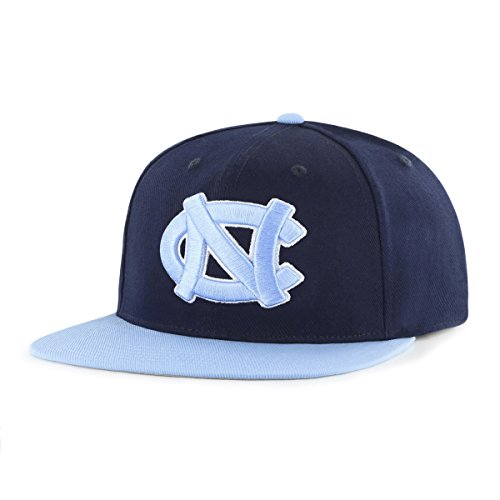 NCAA North Carolina Tar Heels Adult Gallant Ots Varsity Snapback Adjustable Hat, One Size, - Carolina Cap Heels North Tar
