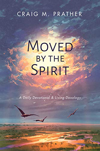 Moved by the Spirit: A Daily Devotional & Living - Stock Spirit