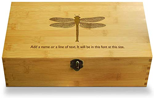Cookbook People Tea Box - Dragonfly