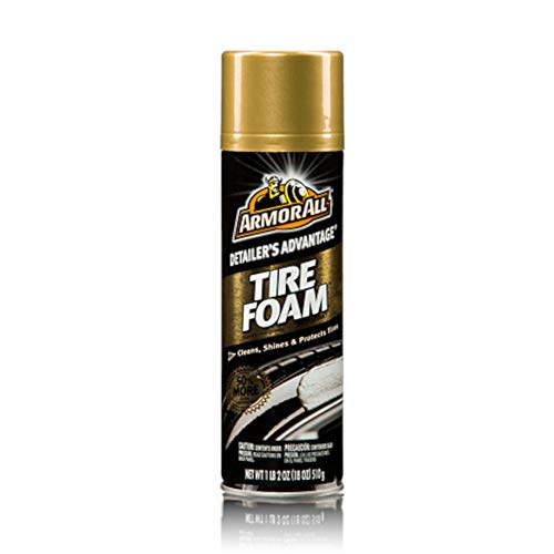 (Armor All 78107 Detailer's Advantage Tire Foam Protectant - 18 oz.)
