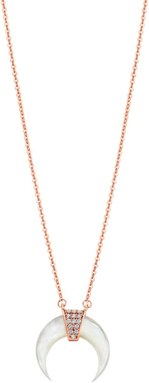 Lotus Silver Collar Madre Perla LP1959-1/3