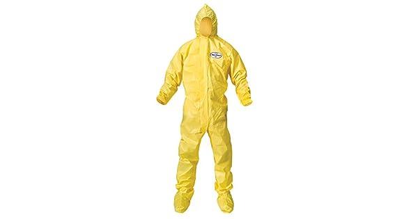 Amazon.com: Kleenguard A70 Spray de protección química ...