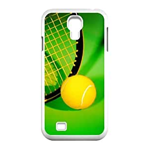 wugdiy DIY Case Cover for SamSung Galaxy S4 I9500 with Customized Tennis
