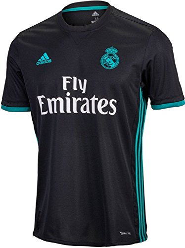 ce6ac7a7e Amazon.com   New! Real Madrid Away Jersey 2017-18 Size 2XL   Sports ...