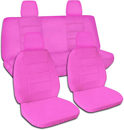 Compare Price To Hot Pink Car Seat Covers Full Set