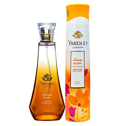 Yardley London Autumn Bloom Daily Wear Perfume for Women - best selling perfumes in India