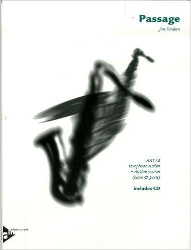 Gratis lydbøger til download Jazz Conception -- Passage (ConductorScore & Parts with CD) PDF CHM ePub