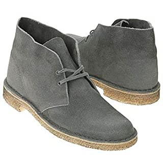 Clarks Men's Desert Boot Grey Distressed 10.5 M US (B003ZCYE34) | Amazon price tracker / tracking, Amazon price history charts, Amazon price watches, Amazon price drop alerts