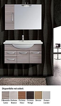 Europrimo Meuble De Salle De Bain Moderne Avec Lavabo Avec Miroir