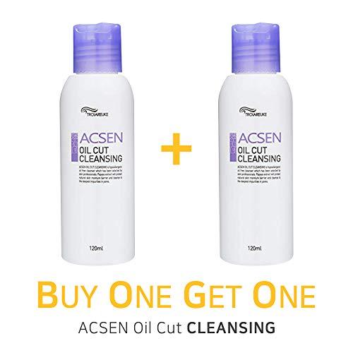 [TROIAREUKE] ACSEN Oil Cut Cleansing 120ml (4.05fl.oz.) - Buy One Get One Free