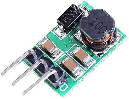 3A Régulateur de tension de convertisseur abaisseur CC-CC 5V-23V à 3.3V 6V 9V wn