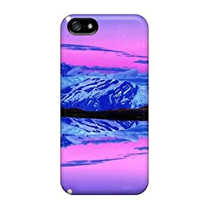 Ideal DaMMeke Case Cover For Iphone 5/5s(moon Rise At Dusk), Protective Stylish Case