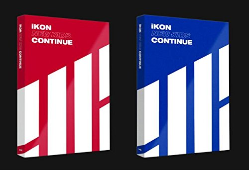 CD : Ikon - New Kids: Continue (red Or Blue Cover) (Asia - Import)