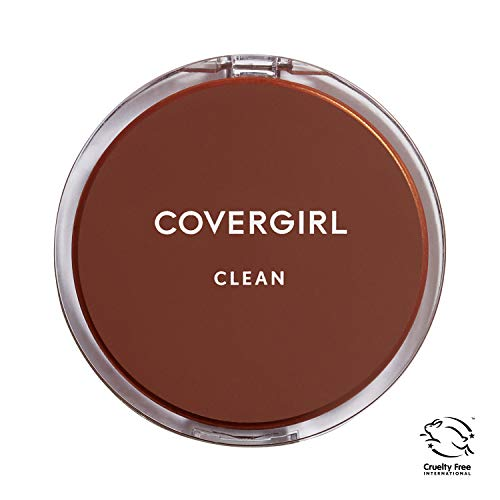 Covergirl Clean Pressed Powder, Warm Beige
