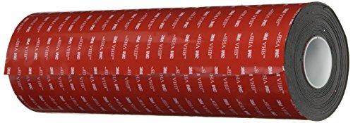 3M VHB Tape 5952, 12 in width x 5 yd length, 1 roll