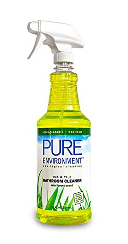 Pure PC 77784 Environment Bathroom Cleaner