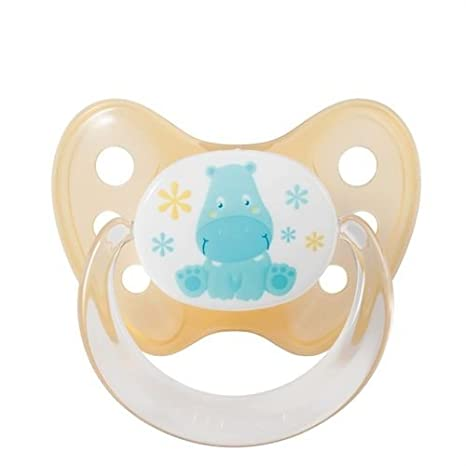 Baby Nova denti Star Juego de 3 0 - 6 Mon silicona Chupete ...