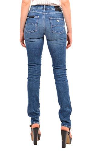 Blu Emporio Armani Donna Jeans Denim BBTxw6z