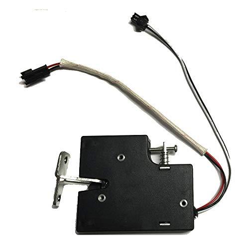 電磁ロック 12V用 電気ロック ソレノイドロック キャビネットをスマートロック化 キャビネットロック Raspberry Piで使用可能