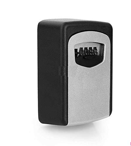 Xnonix Digit Key Box Safe Wall Mount Combination Lock Security Key Safe Storage Case US